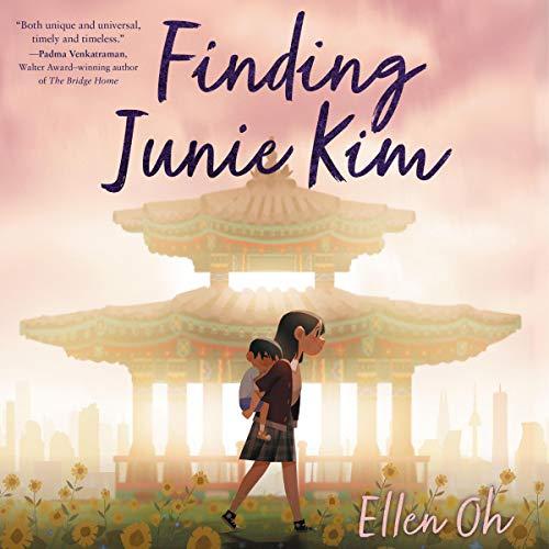 Couverture de Finding Junie Kim
