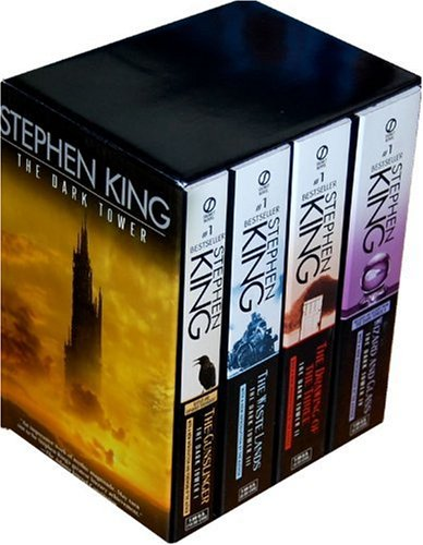 The Dark Tower Boxed Set (Books 1-4…