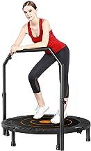 Trampolines Ronde Fitness Trampoline 40 Inch, Opvouwbaar Home Gym, Indoor Trampolines For Volwassenen Kids Kinderen Trampo...