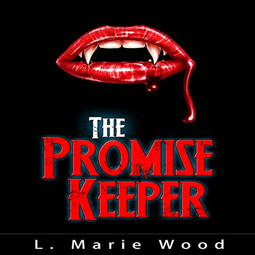The Promise Keeper audiobook cover art
