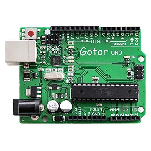 3CTOP UNO R3 ATMEGA328P ATMEGA16U2 Development Board Compatible with Arduino