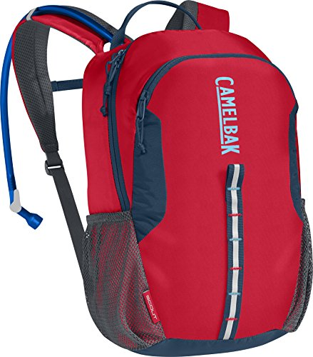 Product Image of the CamelBak Scout 50 oz Hydration Pack, Maui Blue Print