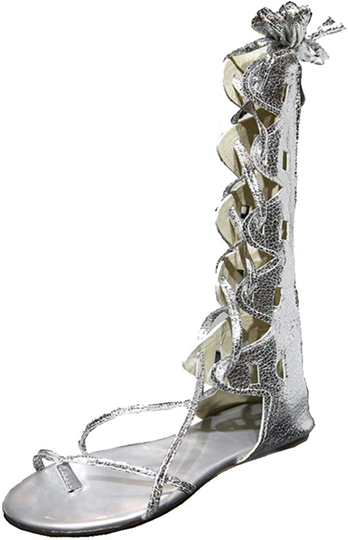 Unm Women Fashion Flats Sandals shoes