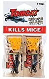 Tomcat Wooden Mouse Traps 4-Pack (Not Sold in AK)
