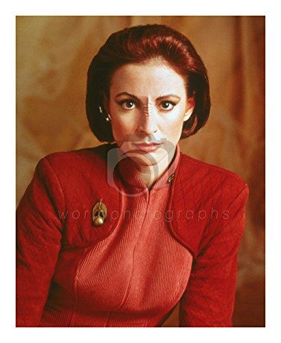 Star Trek: Deep Space Nine (TV) Nana Visitor 10x8 Photo