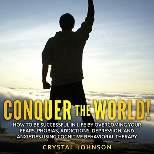 Conquer the World! audiobook cover art