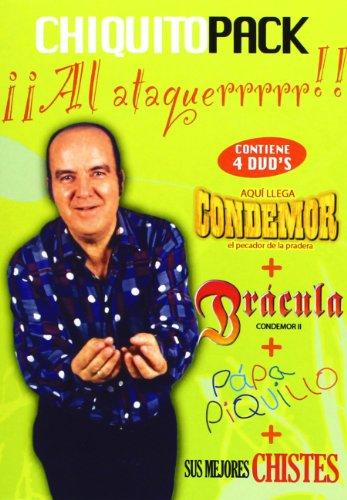 Pack Chiquito De La Calzada [DVD]