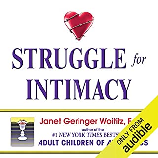 Struggle for Intimacy audiobook cover art