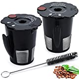 My K Cup Replacement Part 119367 Black Reusable Coffee Filters for Keurig 2.0...