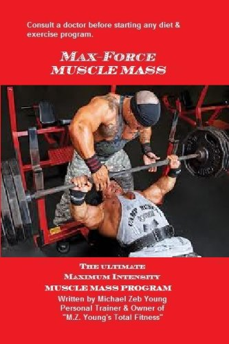 MAX-FORCE MUSCLE MASS (English Edition)