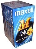 Maxell E 240 M VHS Videokassetten