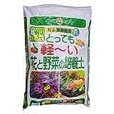 日用品 ガーデニング・花・植物・DIY 関連グッズ とっても軽~い花と野菜の培養土 40L×4袋