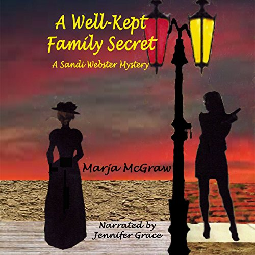 A Well-Kept Family Secret audiobook cover art