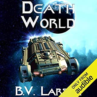 Page de couverture de Death World