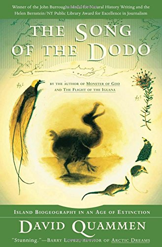 The Song of the Dodo: Island Biogeography in an Age of Extinction