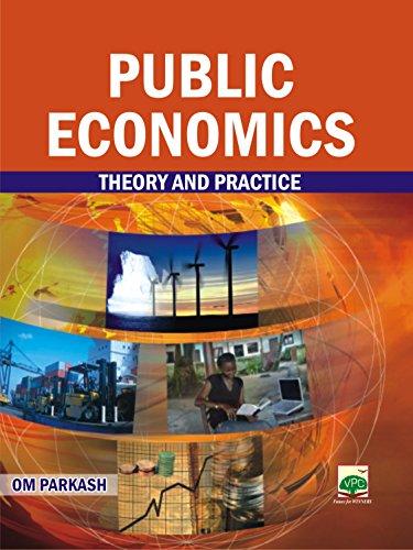 Public Economics by Om Parkash