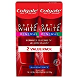 Colgate Optic White Renewal Teeth...