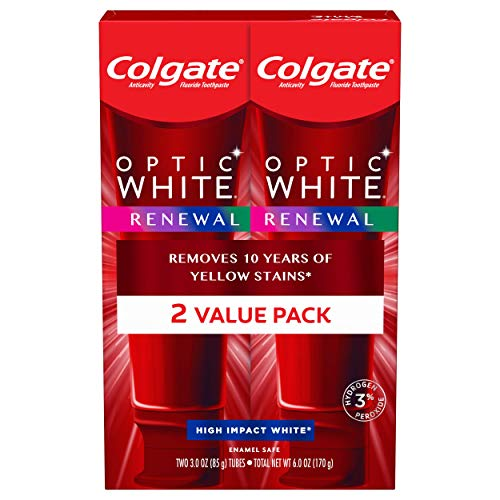 Colgate Optic White Renewal Teeth Whitening Toothpaste Buy