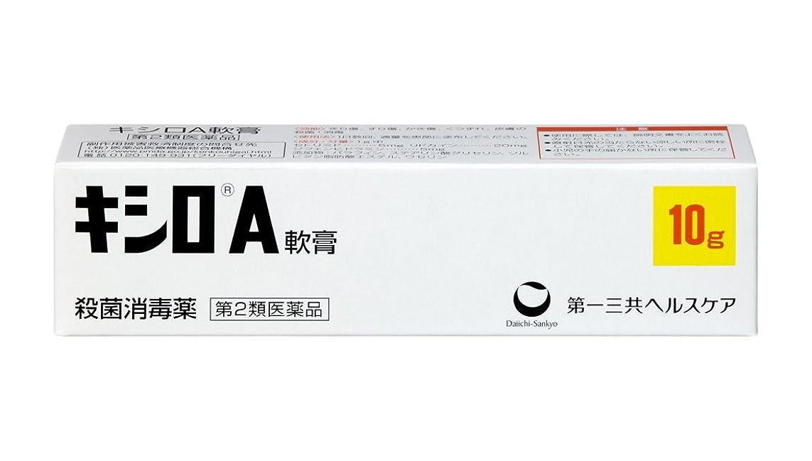 ピニオン議題徹底的に【第2類医薬品】キシロA軟膏 10g