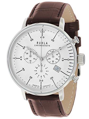 Garde Ruhla Herren-Armbanduhr Lederarmband 91203