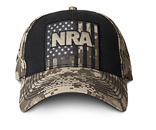 Buck Wear NRA-Tan Digi Hat, Unisex-Erwachsene, 9084-OS, Mehrfarbig, Einheitsgröße