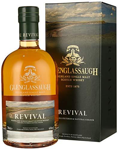 Glenglassaugh Revival mit Geschenkverpackung Whisky (1 x 0.7 l)