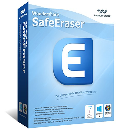 SafeEraser MAC Vollversion (Product Keycard ohne Datenträger)