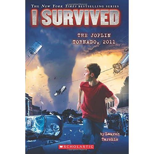 I Survived the Joplin Tornado, 2011 (I Survived #12)