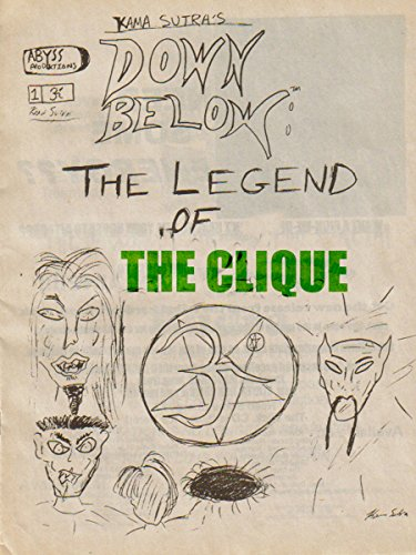 Down Below: The Legend of the Clique (English Edition)