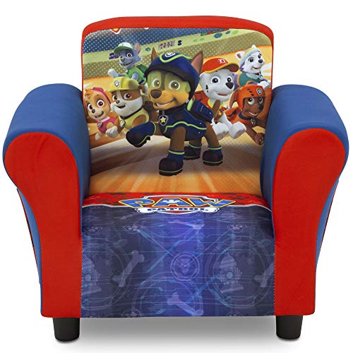 Delta Children Upholstered Chair, Nick Jr. PAW Patrol