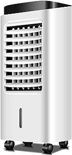 JYSD Silent Aire Acondicionado Dos Tipos De Dos Opciones Enfriador De Ahorro De Energía. Evaporativo (Color : White, Size : 6L Remote Control)