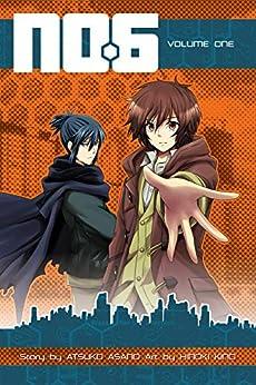 No. 6 Vol. 1 by [Atsuko Asano, Hinoki Kino]