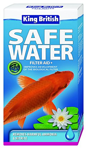 King British Safe Waterfilter Aid, Vijvers, 250 ml