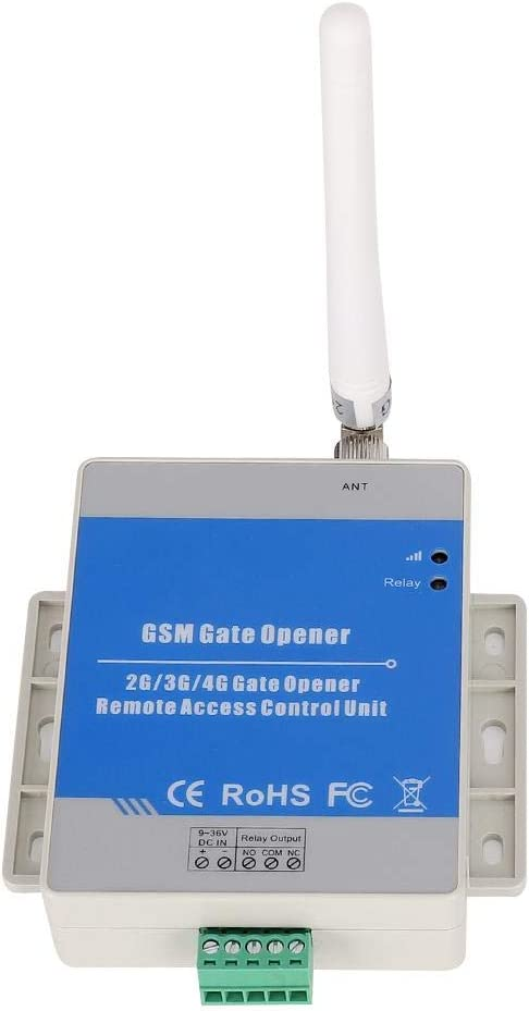 GSM Gate unisex Dealing full price reduction Opener Remote Control Automatic Switch Relay Remo