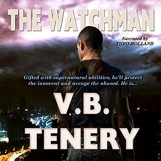 The Watchman audiobook cover art