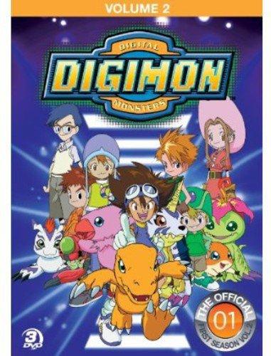 digimon adventure 1 - 2