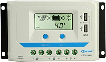 Best mohoo solar charge controller Reviews