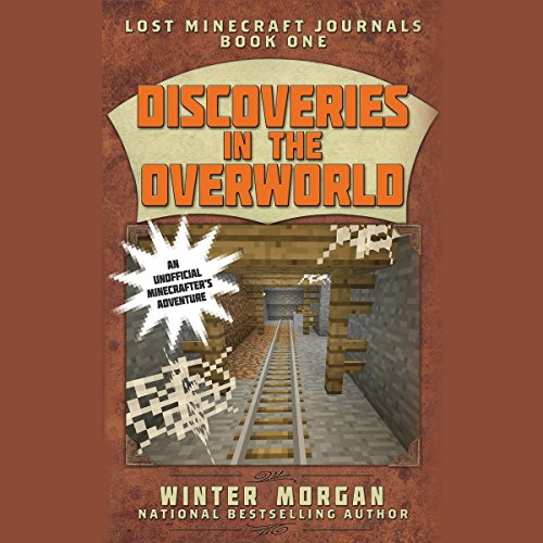 Discoveries in the Overworld audiobook cover art