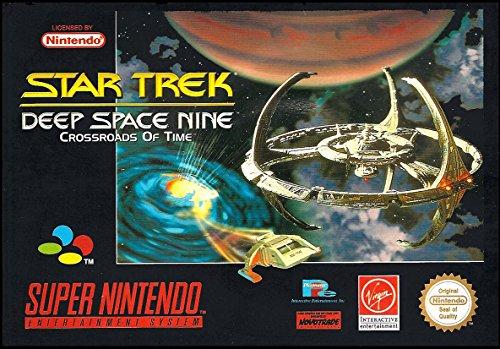 STAR TREK Deep Space Nine - Crossroads of Time - Snes