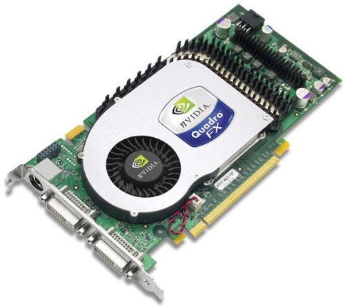 Nvidia Quadro FX 3400–256MB DDR3–256bits–SLI–PCI-Express–CAD–Tarjeta gráfica–Nuevo