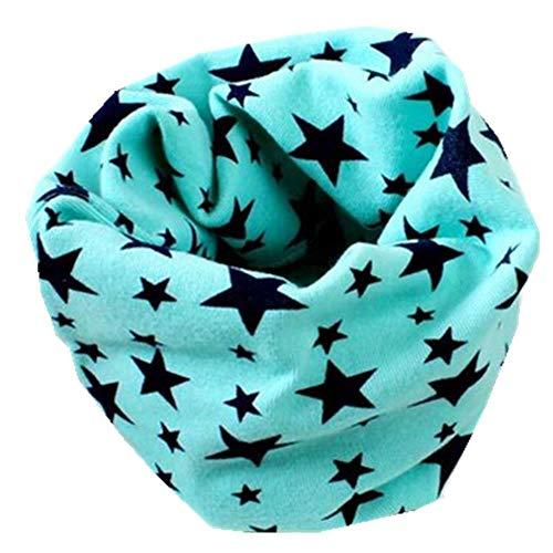 Lasisz Autunno wintersjaal voor kinderen, van katoen, sjaal voor kinderen of sjaal voor kinderen of peuters, halsdoek