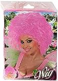 Widmann–Perücke Pink, fluoreszierend Typ Fee, in Beutel