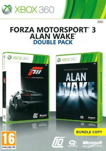 Forza Motorsport 3 - Alan Wake Double Pack (Xbox 360) by Microsoft