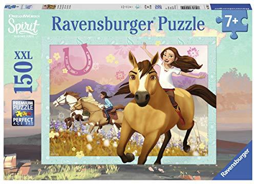 Ravensburger Kinderpuzzle 10055 - Spirit: wild und frei - 150 Teile