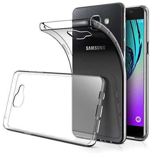 AICEK Galaxy A3 2016 Hülle Hülle, Ultra-Clear Samsung Galaxy A3 2016 Hülle Silikon Soft TPU Crystal Clear Premium Durchsichtig Handyhülle Schutzhülle Hülle Backcover Bumper Slimcase für Galaxy A3 2016