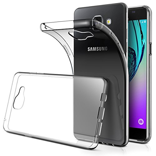 Galaxy A3 2016 Cover Case, AICEK Ultra Clear Samsung Galaxy A3 2016 Case Silicone Soft TPU Crystal Clear Premium trasparente protettivo Custodia Case Back Cover Bumper Slim Case per Galaxy A3 2016