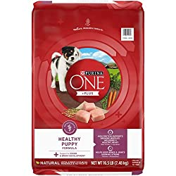 Purina one natural puppy food