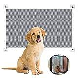 RayE Hundebarrieren,Tragbar Hunde Türschutzgitter, Haustier-Sicherheitstor, Faltbar...