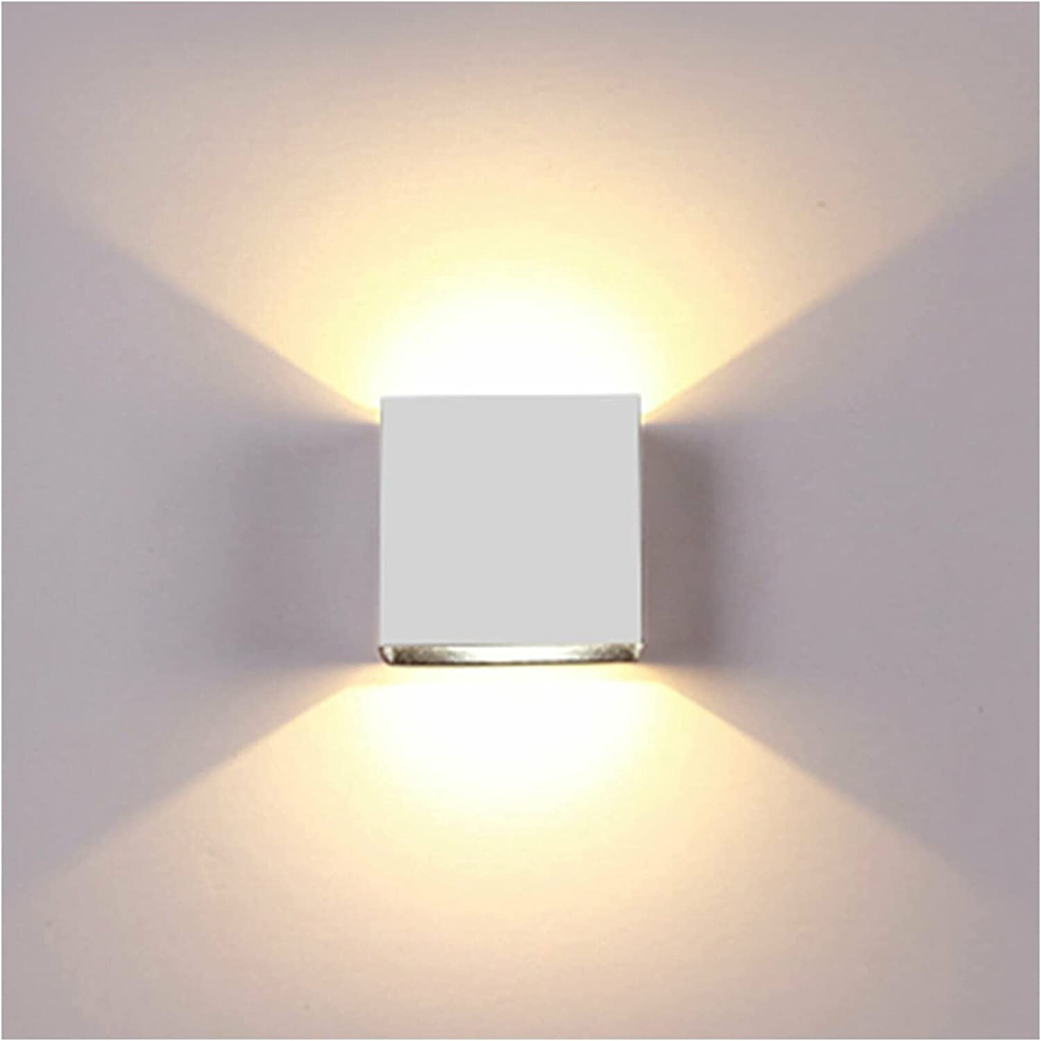 HBJSDGV NEW before selling 6W LED Wall Lamp Modern Fixture Sconce Lighting Up Down shop
