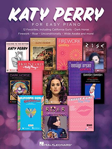 Katy Perry for Easy Piano (English Edition)